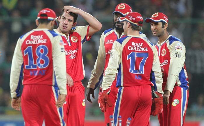 Delhi Daredevils almost pulled off a victory over Royal Challengers Bangalore but they fell short as Bangalore won the game by 4 runs. (BCCI Image)