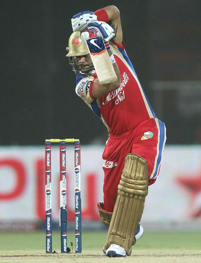 Virat Kohli smashed 99 from 58 and was in superb touch. (BCCI Image)