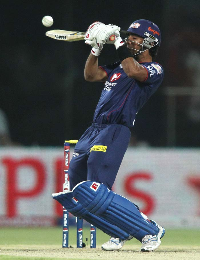 Unmukt Chand was looking good during his innings of 41. (BCCI Image)
