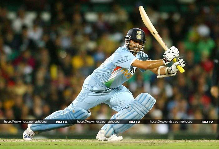 <b>117 not out vs Australia in Sydney, 1st VB series final 2008, India won by 6 wickets </b><br><br>His first ODI hundred Down Under, Sachin's 117 not out helped India beat Australia in the first final of the triangular series in 2008. India would go on to win the series after defeating the hosts in the second final as well.