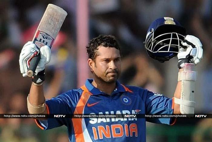 <b>200 not out vs South Africa in Gwalior, 2nd ODI 2010, India won by 153 runs </b><br><br>It was a day that history was created. In the 2nd ODI vs South Africa, Sachin hit 200 not out and simply could not be bowled to. It would remain the highest individual score in ODI cricket until Virender Sehwag smashed 219 against West Indies in 2011.