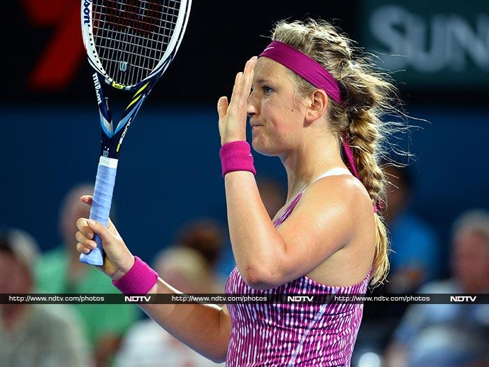 Currently ranked number two, Victoria Azarenka is the closest person to offer a challenge to Serena Williams. She can use her game to combat the pace of Serena and possibly stake her claim to the title this year.