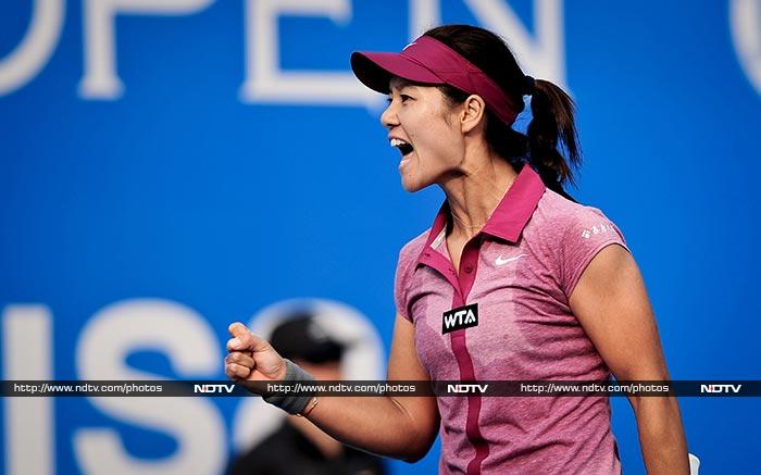 Li Na is the dark horse of the tournament, but it would be no surprise if the fourth seed created flutters in the camp of the heavyweights by knocking the big shots out.