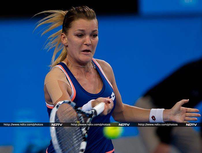 Agnieszka Radwanska is seeded fifth, however she is known to preform in crunch games and can change the run of play in the latter stages of the tournament.
