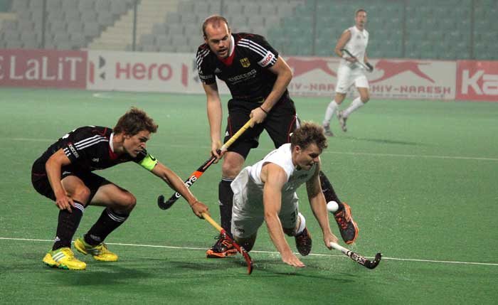 Germany wreaked havoc on New Zealand, beating them 6-1 in a game that was off to an exciting start with both teams scoring a goal withing the first five minutes.