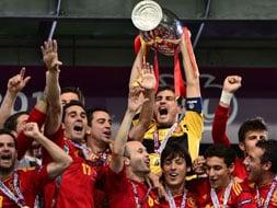Euro 2012: Spain crowned Kings of Europe