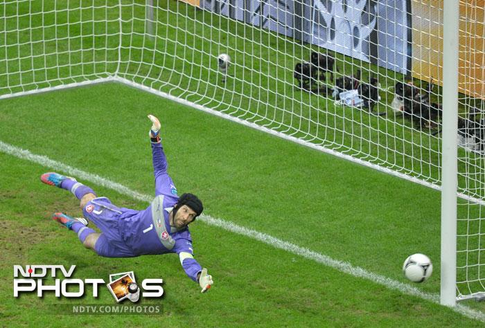Petr Cech: With over 100 international caps, the Chelsea player has long been established as one of the top goalkeepers in the world and has proved a veritable rock for his country. His reliability, strength coming out on corners and set pieces, and his stunning reflexes mean that when you score against him, you have really earned it. Strikers will be happier that he's not around in Brazil.