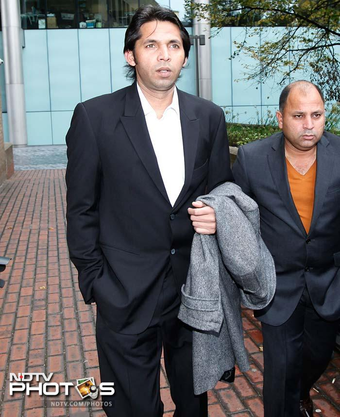 Asif, 28, was found of conspiracy to cheat. The charge has a maximum penalty of 3 years imprisonment while Butt could face as many as 7.