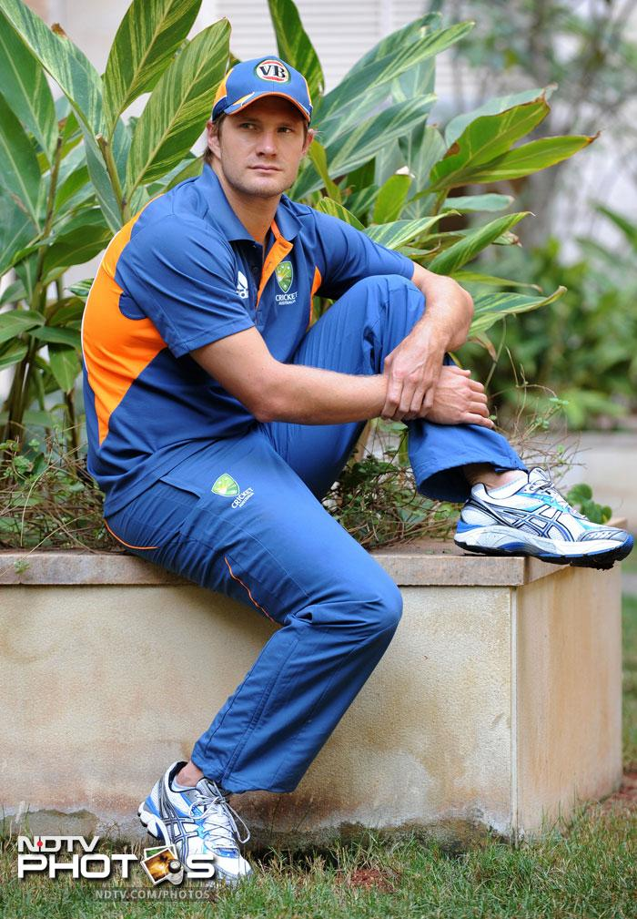 <b>6. </b> The list moves on from Indians to the Australians. The top Aussie in the list is Shane Watson, who also plays for the Rajasthan Royals in the Indian Premier League. He earns USD 59 lakh a year.