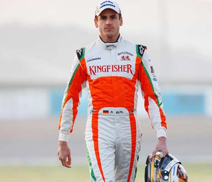 Sutil had an impressive outing last season, scoring in 9 races to collect 47 points and help Force India finish 7th, ahead of Sauber and Toro-Rosso. (Getty Images)