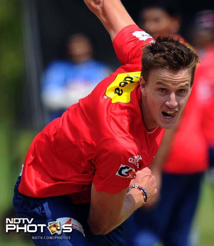Playing in front of his home crowd, speedster Albie Morkel will be keen to up the ante for Delhi Daredevils in their bid to lift the CLT20 trophy.