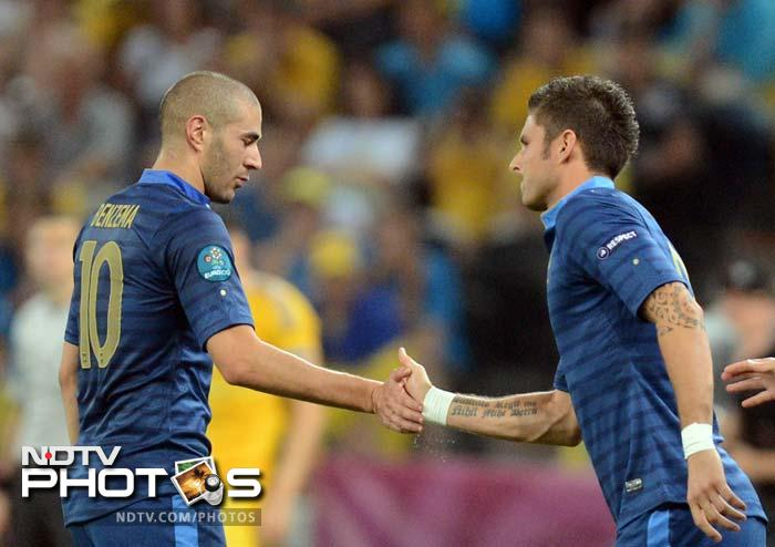 The only concern for Blanc may be leading striker Karim Benzema who looked to have suffered an injury during the second-half and was eventually replaced by Olivier Giroud.