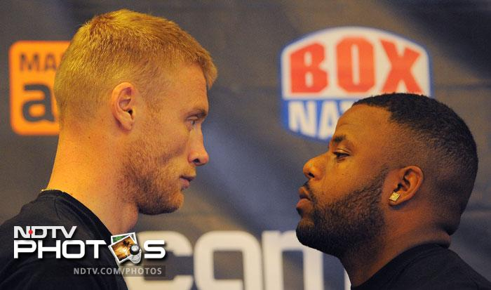 'Freddie', as Andrew Flintoff is known to cricket lovers around the world, will break new ground when the 34-year-old squares up to Richard Dawson in a four-round heavyweight boxing contest at Manchester Arena for his first professional bout.<br><br>Having lost more than 22 kilograms to make his boxing debut, former England cricket captain Andrew Flintoff is leaving open the possibility of fighting again. (AFP Photo)