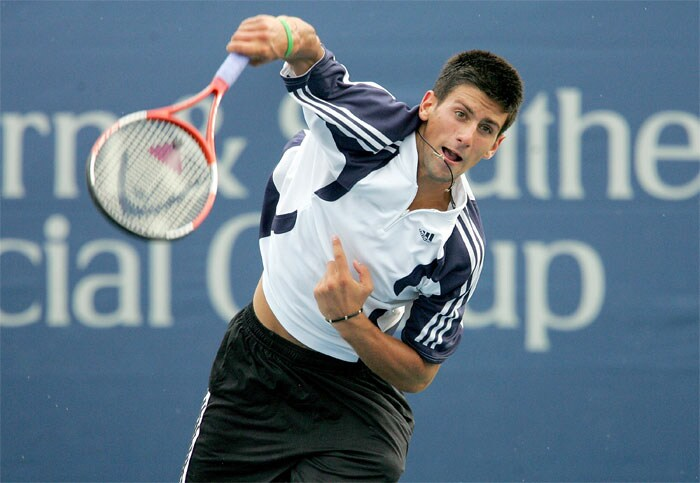 <b>NOVAK DJOKOVIC</b> (SERBIA)<br/><br/> <b>World ranking</b>: 3<br/> <b>Birthdate</b>: May 22, 1987<br/> <b>Birthplace</b>: Belgrade, Serbia<br/> <b>Residence</b>: Monte Carlo, Monaco<br/> <b>Height</b>: 6'2'' (187 cm)<br/> <b>Weight</b>: 176 lbs (80 kg)<br/> <b>Plays</b>: Right-handed<br/> <b>Turned Pro</b>: 2003<br/> <b>Career singles titles</b>: 17<br/> <b>Grand Slam singles titles</b>: 1<br/> <b>Career prize money</b>: 16,917,370 dollars<br/> <b>Best French Open result</b>: Semi-finals (2007, 2008)<br/> - Former Australian Open winner has endured a rollercoaster year, winning the Dubai title before his claycourt season went into freefall. Defeated by Fernando Verdasco in the semi-finals and then quarter-finals of Monte Carlo and Rome. His participation in his home Belgrade event ended in a last-eight retirement because of an allergic reaction.