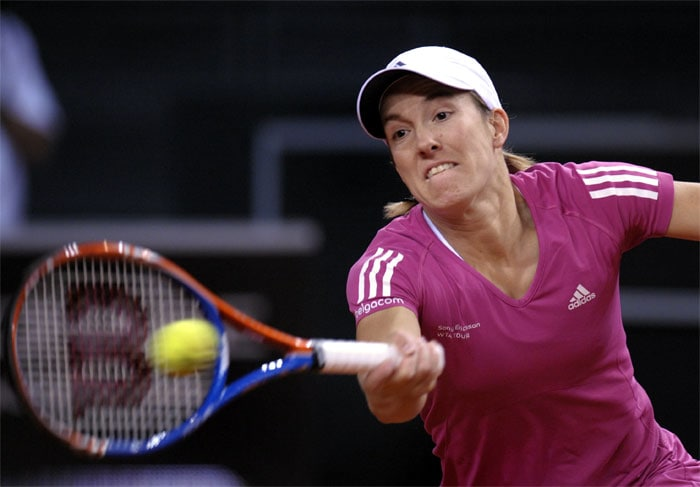 <b>JUSTINE HENIN</b> (BELGIUM)<br/><br/> <b>World ranking</b> : 23<br/> <b>Birthdate</b> : June 1, 1982<br/> <b>Birthplace</b> : Liege, Belgium<br/> <b>Residence</b> : Ave-et-Auffe, Belgium<br/> <b>Height</b> : 5'6'' (1.67 m)<br/> <b>Weight</b> : 126 lbs. (57 kg)<br/> <b>Plays</b> : Right-handed (one-handed backhand)<br/> <b>Turned pro</b> : 1999)<br/> <b>Career singles titles</b> : 42<br/> <b>Grand Slam singles titles</b> : 7<br/> <b>Career prize money</b> : 20,633,473 dollars<br/> <b>Best French Open result:</b> Winner (2003, 2005, 2006, 2007)<br/> - At her best, Henin is formidable on clay with very few players in with a chance of beating her. But the question is can she reproduce that form after 19 months out of the game. Five months into her comeback, Henin has impressed reaching the final at the Australian Open and Miami and winning in Stuttgart, But she could be hampered by a broken finger on her left hand and a bout of sinusitis which laid her low last week.