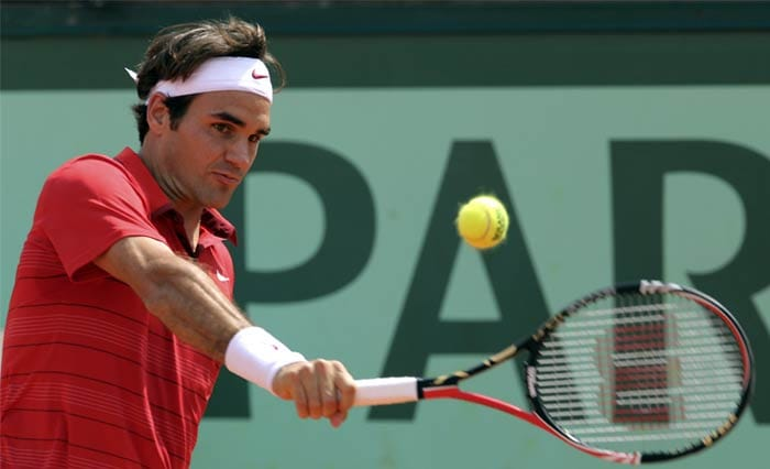 Federer had 11 aces and 53 winners as against 4 and 39 from Nadal respectively. The game itself though was being decided more on stamina than numbers.