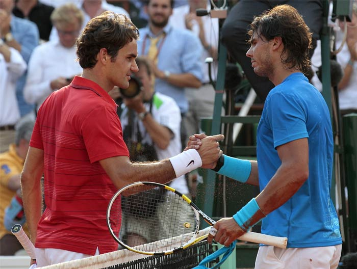 Federer looked resigned to his defeat as he now has continued to be unsuccessful against Nadal at the Roland Garros despite numerous opportunities.