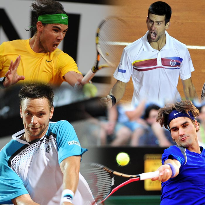 We shortlist the contenders for the French Open men's title, the second Grand Slam tournament of the season that gets underway at Roland Garros in Paris on Sunday: