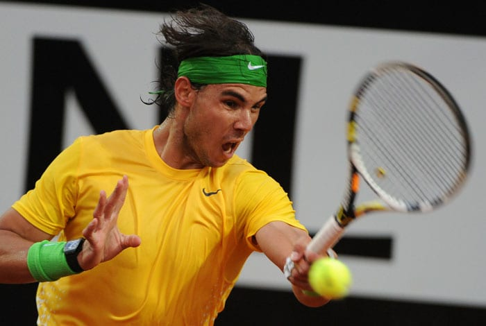 One more French Open title will take the Spaniard level with Bjorn Borg's record of six at Roland Garros. He boasts a career record in Paris of just one defeat in 39 matches since his 2005 debut. But his dominance on clay was shattered by back-to-back final defeats by Novak Djokovic in Madrid and Rome. His world number one spot is also under threat. He has won 45 titles in his career so far along with $40,052,402 prize money. Nadal's best finish here has been as the champion in 2005, 2006, 2007, 2008 and 2010.
