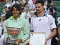 Photo : Nadal wins French Open title
