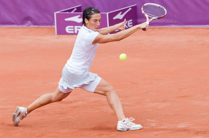 The Italian veteran was a shock winner last year - only the second tournament win of her career using guile and tactical nous to frustrate and finally vanquish her bigger and stronger opponents. Although she has done little this year, she has maintained her top five ranking and will hope that she can rekindle the magic that brought her victory last year.<br><br>Turning a Pro in 1998, Schiavone has won 4 singles titles.