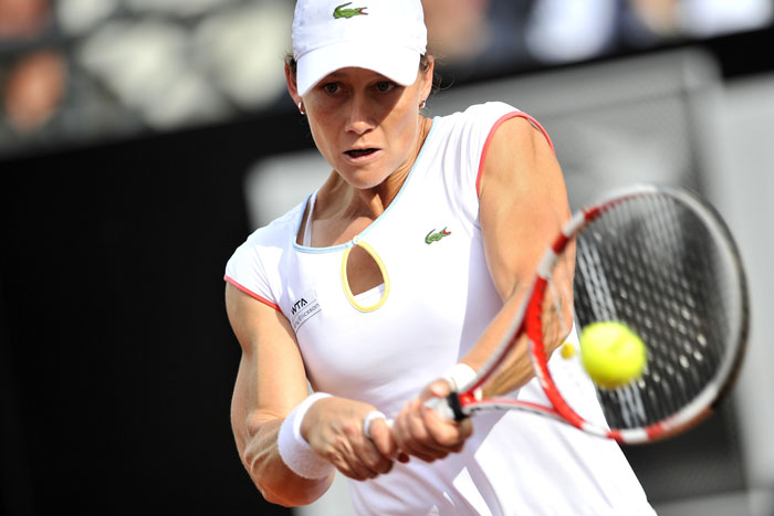The World No. 8 from Australia has developed into a formidable player on clay using her big serve and heavy top-spin to destabilise her opponents. She reached the semi-finals in 2009 and lost in the final last year to Schiavone when she was favourite to take the title. Form has been patchy so far this year, but reached the final in Rome last week before losing to Sharapova. She has won just two singles titles since turning a professional in 1999.