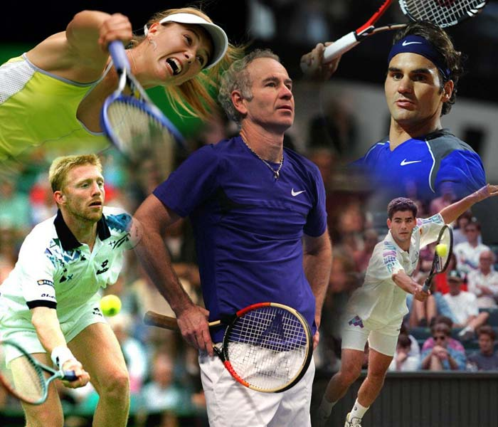 The French Open has had its share of surprises, probably more than any other Grand Slam tournament. Many unbeaten streaks have been broken, many champions have fallen and many have risen to the throne almost unexpectedly. Here are some who despite dominating world tennis, found the French Open as a hurdle in their career.