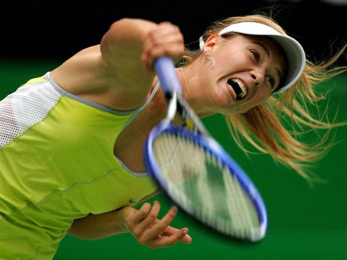 <b>Maria Sharapova</b><br><br>She has been known to caste a spell on the court as much as off it, but there is one thing that Maria Sharapova could not captivate; the French Open title. The Russian who has won the Australian Open, the US Open and the Wimbledon once each, reached the 2007 French Open semi final, which stands to be her best performance so far.