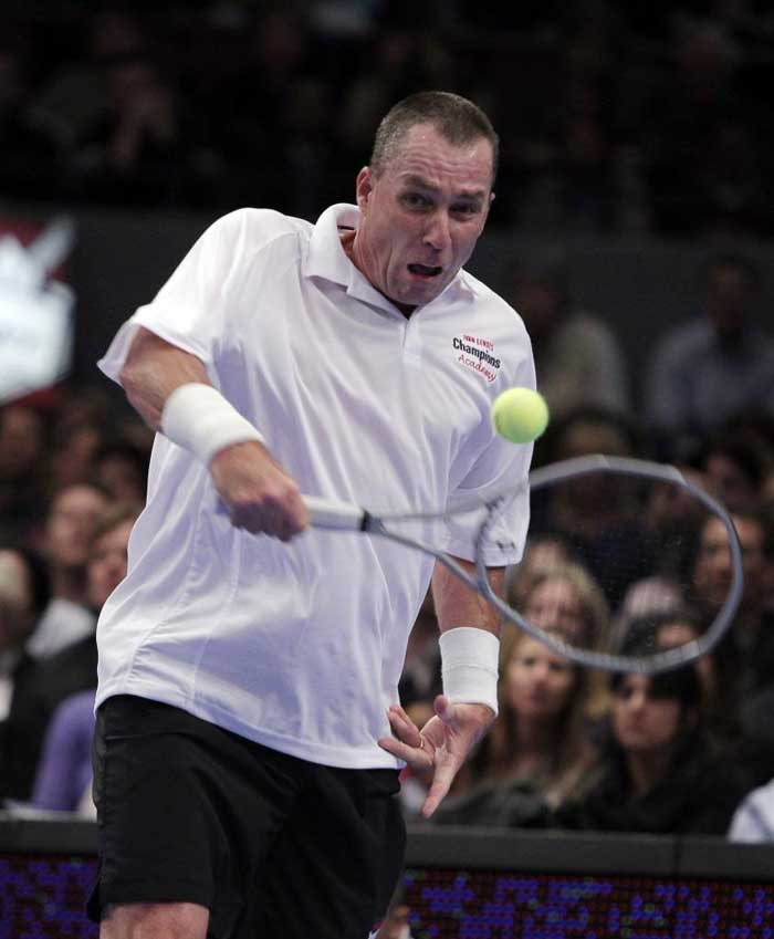<b>Ivan Lendl</b><br><br> Ivan Lendl's stay at the French Open was quite similar to that of Mats Wilander. Both reached the final five times, won the tournament thrice and beat each other once in four sets in the final. The two also shared a statitic of winning all Grand Slams except Wimbledon. Lendl won the title in 1984, 1986 and 1987 and was the last French Open winner from Czechoslovakia.