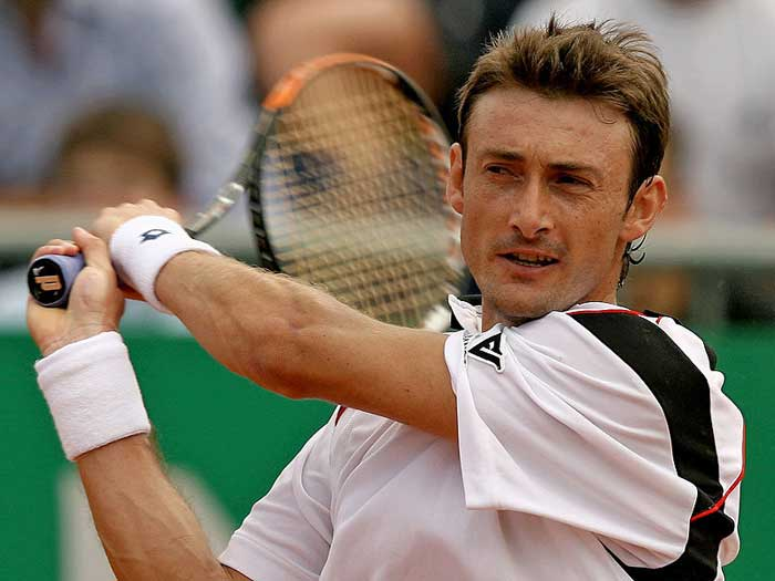 <b>Juan Carlos Ferrero</b><br><br> Comebacks have always had an awe inspiring impact on audiences. Juan Carlos Ferrero's success at the French Open has truly been a story of perseverance and hard work as he won the 2003 final, after having lost out in the final of the 2002 edition in 4 sets.
