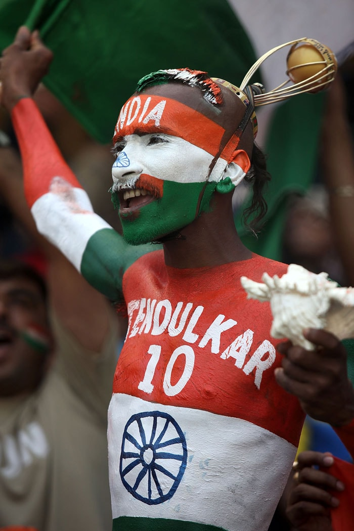 Another die-hard Sachin Tendulkar fan here!! image courtesy: Getty Images