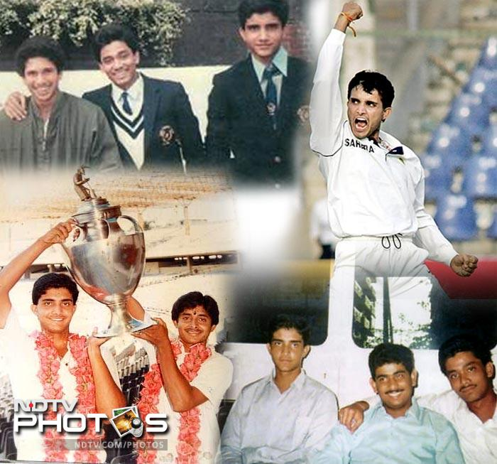 Sourav Ganguly's career started out of his ability to question himself. After seeing his brother attain great local appreciation, Sourav asked himself the question that why could he not play cricket. The answer unfolded in the coming years which saw him making an appearance in the Ranji Trophy final at the Eden Gardens against Delhi, at the expense of his very own brother.