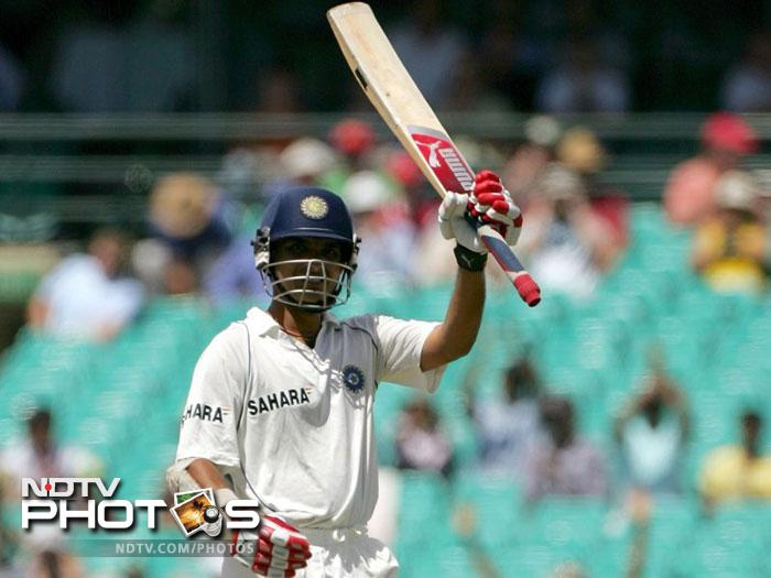 Ganguly was picked again in a tough South African tour, where he scored a couple of battling half-centuries to regain his pride.