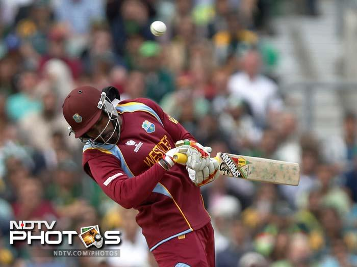 What is the difference between an ODI and a T20?<BR><BR> Chris Gayle would say quite a lot since he has been struggling to get runs for his side in the Champions Trophy - surprising since he took the Indian Premier League by storm just a month before.<br><br> All stats till before West Indies vs South Africa match (June 14, Friday)<br><br>All images courtesy: AFP and AP.