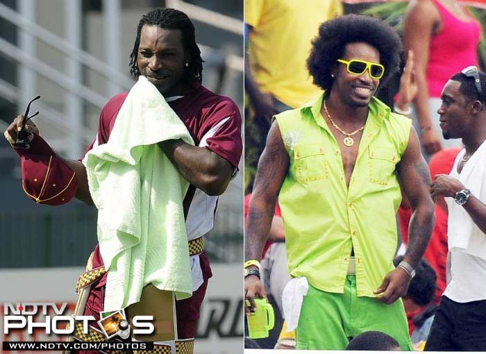 A lot has changed in Chris Gayle's personality since the last time he played for the West Indies, most evident though was his hairstyle which he unveiled quite emphatically on Thursday.