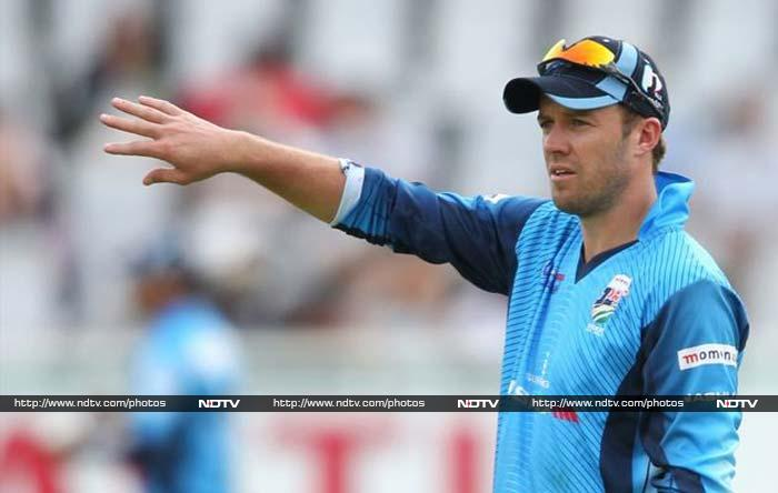 Known for his innovative strokeplay, AB de Villiers is certain to draw in the interest as his unorthodox shots leave the opposition scratching their heads.