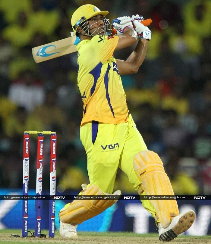 A team that has dominated this format of the game, Chennai Super Kings are led by the inspirational MS Dhoni. He is the man who can change the complexion of a game by his strategies and explosive hitting. Not to mention his role behind the stumps.