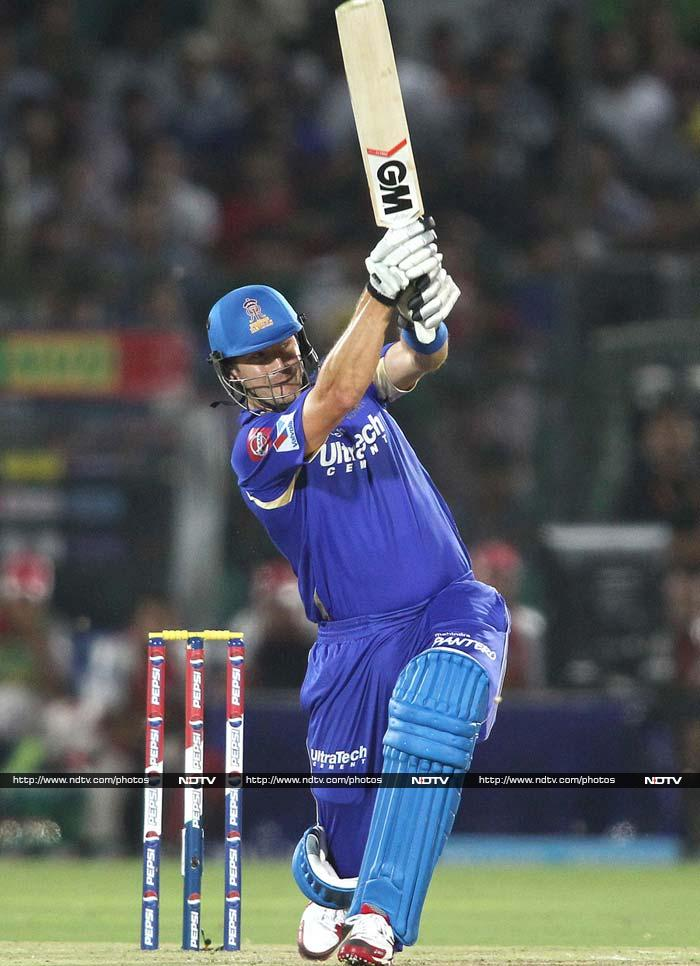 If this year's IPL is anything to go by, Shane Watson's form is a death knell for other teams. Rajasthan have an attacking batsman in him and also a more than useful bowler.