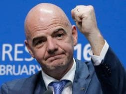 Gianni Infantino, The New FIFA Boss