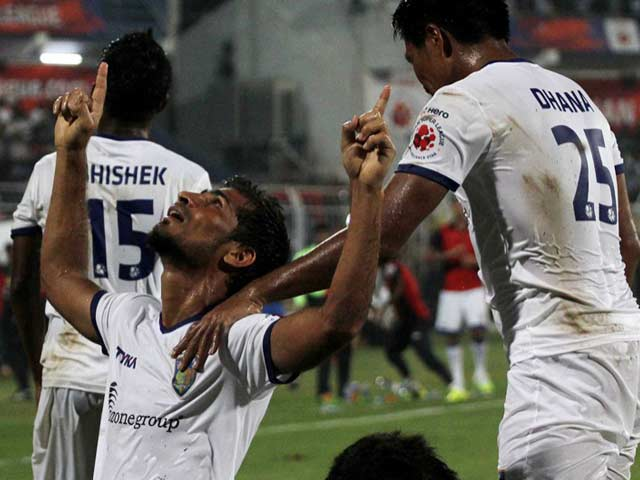 Chennaiyin FC Edge Past Hosts FC Goa in Indian Super League