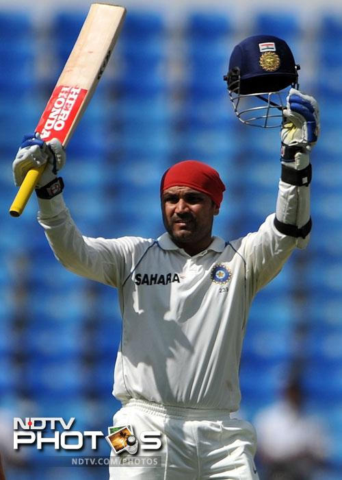 Virender Sehwag has the onus to provide India the perfect start to their innings. Viru has in the past been responsible for denting the opposition's confidence in the first session of play itself and with an inexperienced bowling attack in front of him, he will fancy his chances.