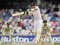 Photo : The Ashes, 5th Test Day 3: Root, Pietersen take England to safety at 247/4