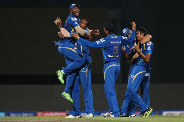 Pollard had a decent outing with the ball too and it sealed Mumbai's victory to lift their first IPL title.