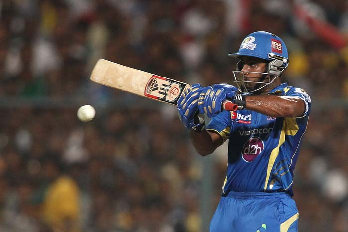 Ambati Rayudu steadied the ship as early wickets fell with a fluent 37.