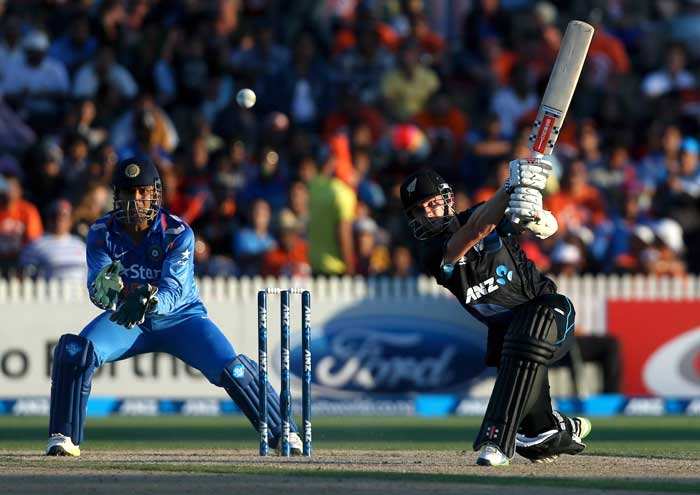 Kane Williamson continued his golder run of form and scored a fourth half-century in-a-row. Williamson shared 130 runs with Taylor to dent India's chances in the match.