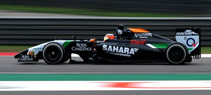 Sahara Force India also had a strong finish with Nico Hulkenberg taking the sixth spot while Sergio Perez finishing ninth. <br><br>The other major name in the top-10 was Kimi Raikkonen who came in eight.