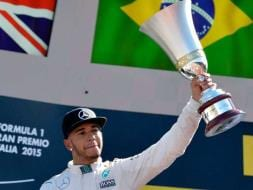 Italian Grand Prix: Lewis Hamilton Leads Charge Once Again