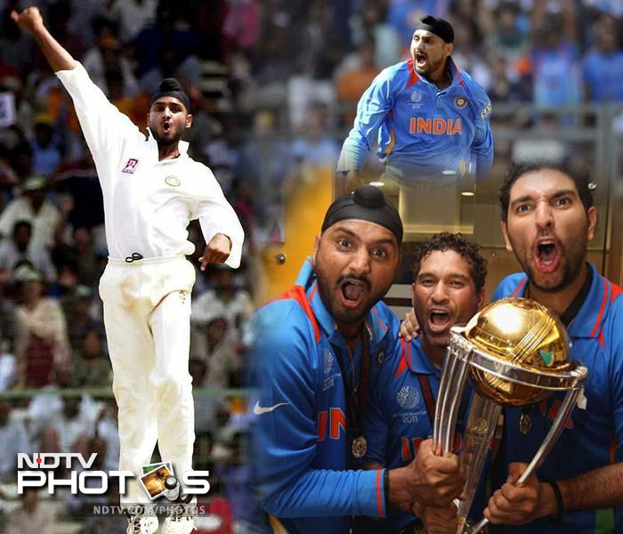 India's leading spinner has had a controversy-ridden career that has been full of ups and downs and dramatic incidents. But, that is expected from a player who is known for his aggression and wears his heart on his sleeve. Leaving aside all his controversies, even his ardent detractors can not deny the crucial role he has played in Indian cricket over the last decade. For those statistically inclined, he has the second-highest number of Test wickets by an off spinner behind Sri Lanka's Muttiah Muralitharan.