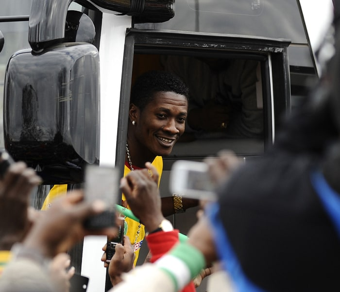 <b>Asamoah Gyan</b><br><br>The Ghana striker, who was perhaps one of the best things that happened to his country, in this World Cup was the guilty party in a heartbreaking quarter-final defeat. A closely fought match, African expectations and the pressure of taking a last minute penalty in extra time, all took toll on him and his last minute penalty miss certainly turned him from a hero to a zero.