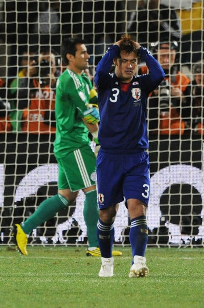 <b>Yuichi Komano</b><br><br>The Japanese defender missed the crucial penalty against Paraguay in the round of 16 to end the Asian challenge at the World Cup. The result was a heartbreak for the Japanese, especially coach Takeshi OKADA whose semi-final ambitions went down the drain with the defeat.